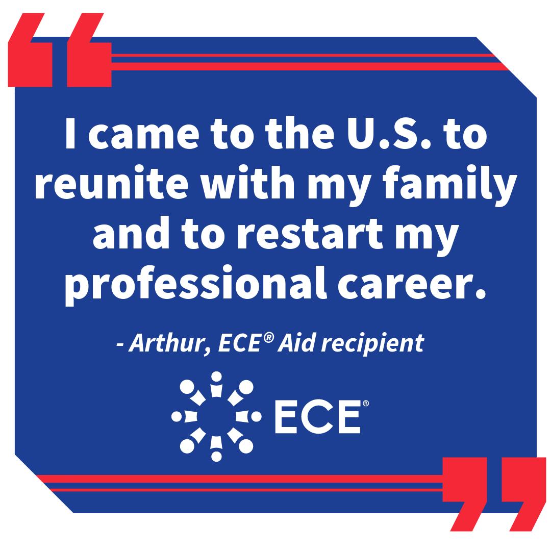 ECE® Aid Stories