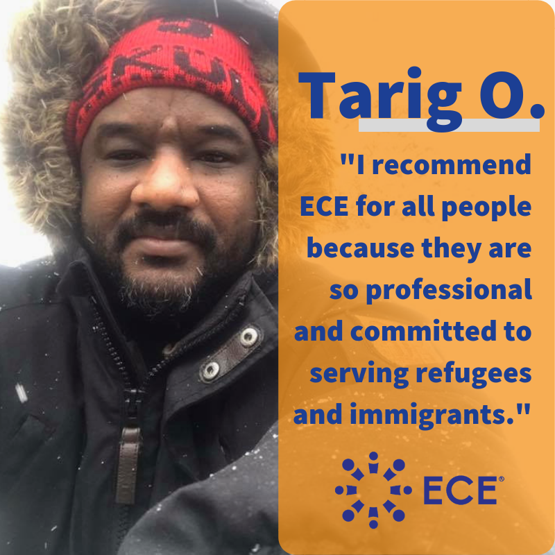 Tarig's ECE Aid Story Image
