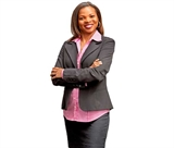 Woman in business suit