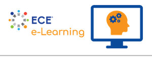 ECE e-learning logo